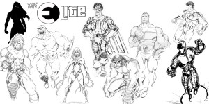Elite sketches